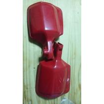 Cubre Manos Rojos Originales Honda Nx 350 Sahara