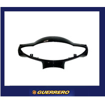 Cubre Optica Negro Guerrero Trip Smash 110 Original Envios