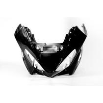 Carcaza Optica (negro) Strato Executive Motomel