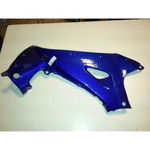 Cubre Pierna Interno Derecho Mondial 110 Ld 3v Azul Original