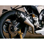 Escape M4 Suzuki Gsxr1000 Slip On Dual Carbon 2009-2011