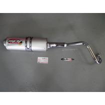 Escape Deportivo Spr Aluminium 4 - Honda Dax-max-day-hot