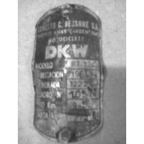 Dkw 125/150cc