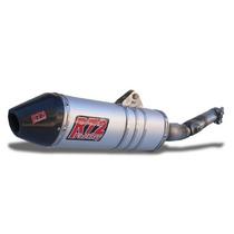 Escape Competicion R72 Aluminio Con Power Honda Tornado 250