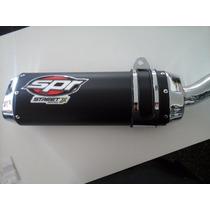 Escape Spr Street Honda Cg Titan 150 Completo En Fas Motos