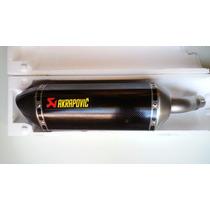 Kawasaki Ninja 250 - Silenciador De Escape Akrapovic