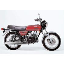 Yamaha 400 Rd - Juego De Silenciadores