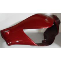 Cubre Optica Delan Rojo Original Honda Biz 125 Centro Motos