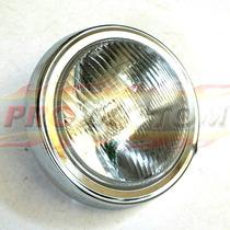 Yamaha Rx100 125 Faro Optica Delantera Moto Calidad Original