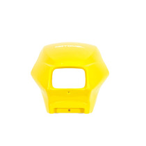 Carcasa / Cubre Optica (amarillo) Dakar 200 Motomel