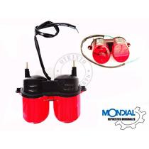 Farol / Optica Trasera Mondial Rd 200 K Original