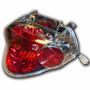 Farol Yamaha Original Completo Crypton T110 -x Pro Motos-