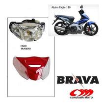 Faro Trasero Completo Brava Alpina Eagle 110