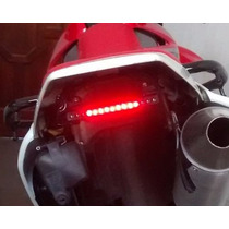 Farol Led Honda Xr 250 Tornado Stop Y Giros X 15 Led Simple