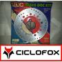 Kit Ebc Disco + Pastillas De Freno Delanter Kawasaki Klr 250