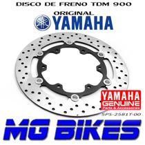 Disco Freno Yamaha Tdm 900 Original Solo En Mg Bikes