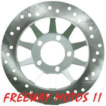 Disco De Freno Honda Cg Titan 150 Brasil En Freeway Motos!!