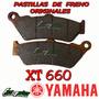 Pastillas De Freno Yamaha Xt 660 Original Solo En Fas Motos
