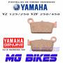 Pastilla Traseras Yamaha Yz/125/250 Yzf/250/450 En Mg Bikes