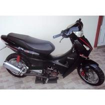 Kit Plasticos Zanella Xenon 125 Negro - 2r