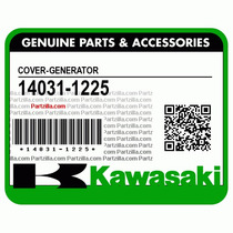 Kawasaki Ninja Ex 250 Estator Cover 14031-1225 Original