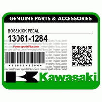 Reparacion Articulacion Patada Kdx200 Original Kawasaki