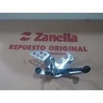 Pedal De Freno Completo Original Zanella Rz25r.en Rh Motos