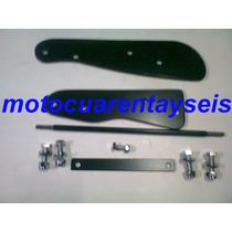 Extension De Pedalera Zanella Patagonia Custom Negra Epoxi