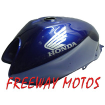 Tanque Nafta Honda Cg 150 Azul 2013 Original Freeway Motos!!