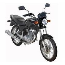 Funda Tanque Combustible Cg 150 Serie 2 Motomel En Cuero