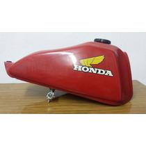 Tanque De Nafta Honda Xl De Fibra Como Se Ve