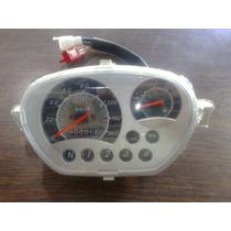 Tablero Velocimetro Zanella Zb110 Mod G4 - Dos Ruedas Motos