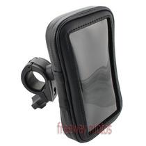 Soporte Gps Universal Celular Impermeable En Freeway Motos!