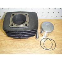 Cilindro Zanella Due Sol 90 Kit Piston Importado