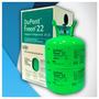 Garrafa Gas R22 Dupont 13,6kg Sellado De Fabrica