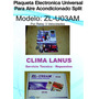 Plaqueta Electronica Universal Para Aire Acondicionado Split