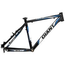 Cuadro De Bicicleta Mtb Giant Atx Ltd Black Blue Talle S