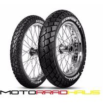 Cubierta Pirelli 110/90 17 M/c 60p Mt90 Scorpion A/t