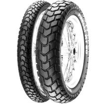 Cubierta Pirelli 120-90/17 Mt60 Al Mejor Precio... Fas Motos