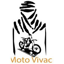 Cubierta Courier By Pirelli 80/100r14 Moto Vivac 80 100 14