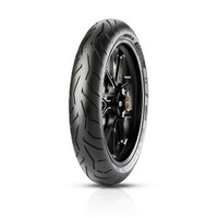 Cubierta Pirelli 100-80-17 Diablo Rosso C/ Sin Cargo Freeway
