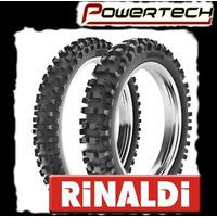 Cubierta Motocross 90/90-19 Honda Bros 125 - Rinaldi Sh31