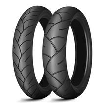 Cubierta 80 90 17 / 275 17 Michelin Pilot Sporty - Sti Motos