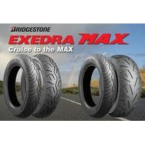 Fazio Palermo Bridgestone Exedra Max 110/90/19 Japon