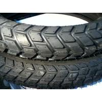 Juego Cubiertas Pirelli Mt60 110/90/17 Y 90/90/19 Honda Bros