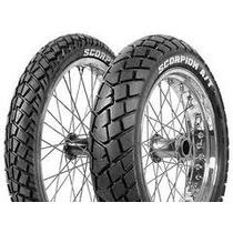 Cubierta Pirelli 110 80 18 Mt90 A/t Scorpion Xtz Motorbikes