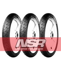 Cubierta Pirelli 100 90 18 City Demon +km Cg Ybr + Ancha Nsr
