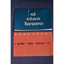 Ciao Bravo Si Classic Manual De Usuario Original