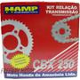 Kit Transmicion Honda Twister 250 Orig C/oring Freeway Motos