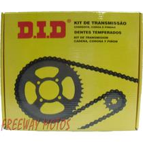 Kit Transmicion Honda Twister 250 Did C/oring Freeway Motos!